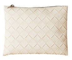 HOLLY Clutch Creme
